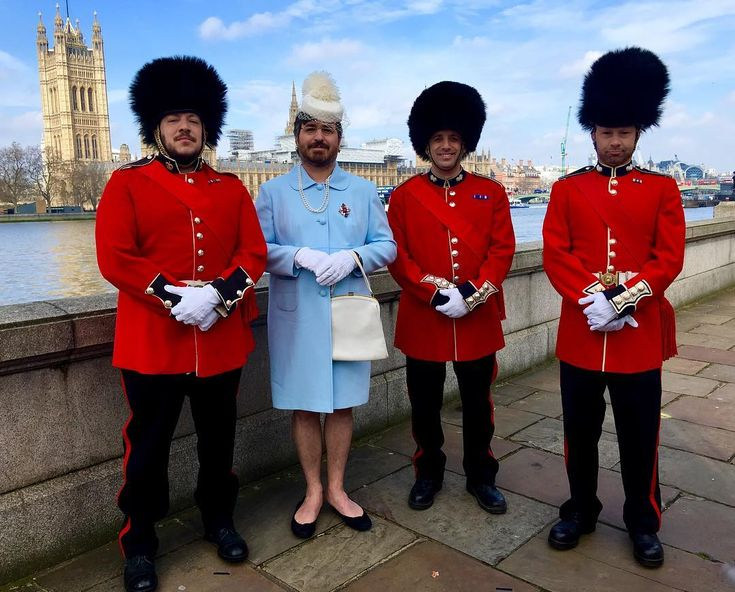 Impractical Jokers - The Quinn of England