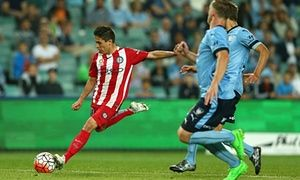 A-League: Sydney FC v Melbourne City - live! - http://footballersfanpage.co.uk/a-league-sydney-fc-v-melbourne-city-live/
