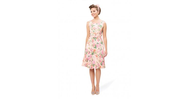 Review Australia - Lady Flounce Dress Blush/multi
