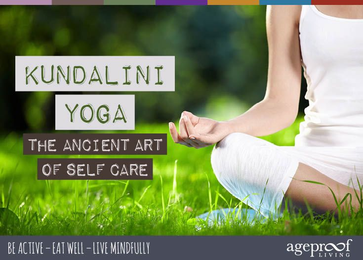 Kundalini Yoga: The Ancient Art of Self Care ... In our fast-paced modern world, we are often bombarded with new and different ways to look after ourselves. Here, Kundalini yoga teacher, Siri Atma Anselmi, offers some ancient tips of self care to help nourish, energise and relax our minds and bodies ... http://ageproofliving.com/kundalini-yoga-self-care #Kundalini #Yoga #Natural #Holistic