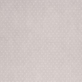 Papel pintado infantil Douce Nuit Casadeco - Gris con estrellas blancas DCN22729901 imágenes