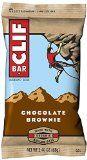 #10: CLIF BAR  Energy Bar  Chocolate Brownie  (2.4 Ounce Protein Bar 12 Count)
