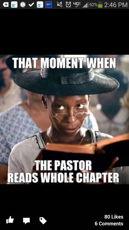 pentecostal preachers