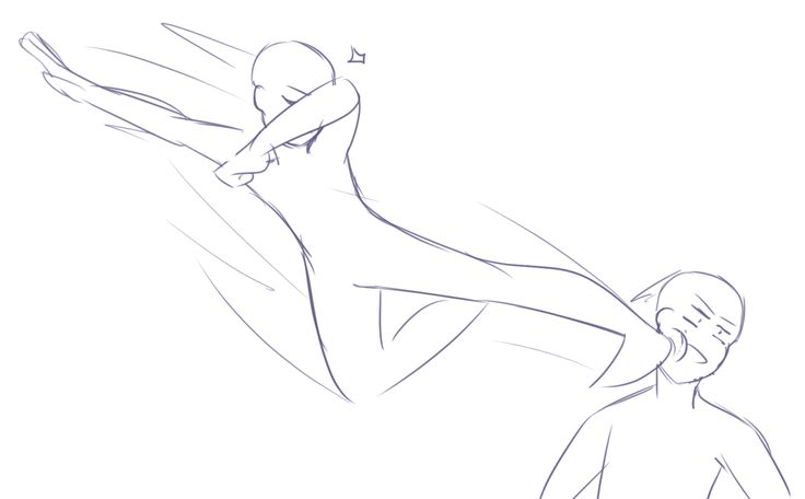 "wcender-art: ""draw ur otp challenge - i call this one ""the flying dab"" """
