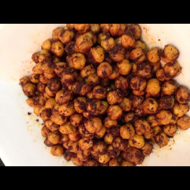 Chili Lime Chickpeas | FOOD! | Pinterest