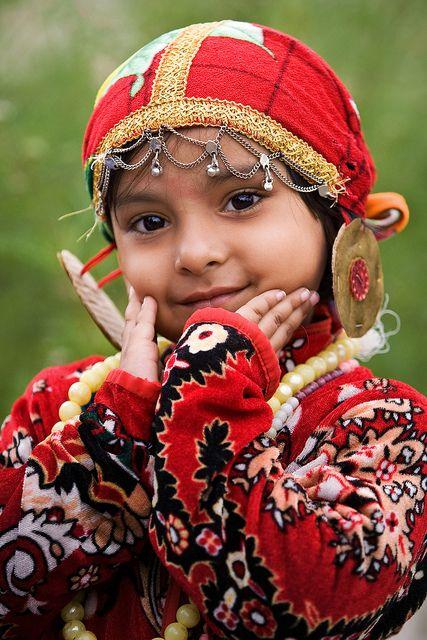 Polvo de Estrellas | allasianflavours: Girl in Gurkha Costume by...