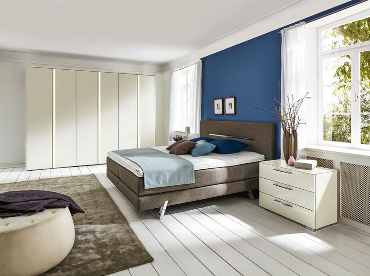boxspringbett in h lsta markenqualit t f r besonderen schlafkomfort schlafzimmer. Black Bedroom Furniture Sets. Home Design Ideas