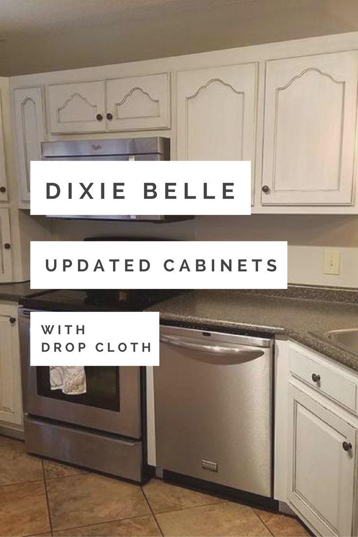 194 best Painting Kitchen & Bathroom Cabinets | Dixie Belle Paint ...