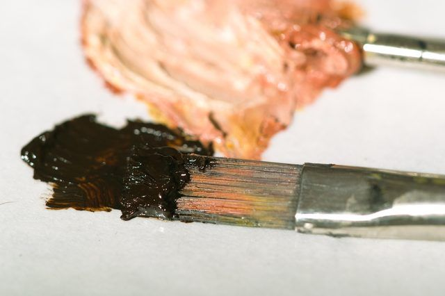 How to Mix Colors for Metals in Oil Paint (with Pictures)   eHow