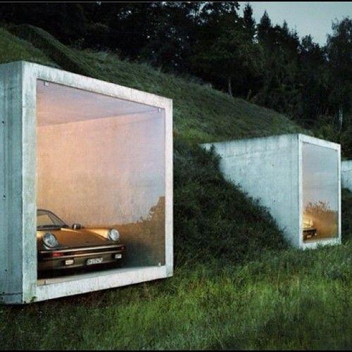 Garageatelier by Peter Kunz Architects