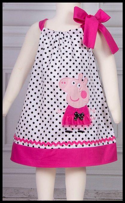 peppa pig peppa birthday nick jr toddler dress