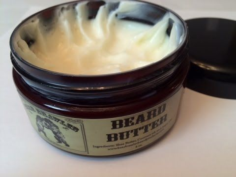 Beard Butter REVIEW | Bear Brawler Beard Products  Easy #Conditioning for your #Beard. #BearBrawler #BearBrawlerBeardProducts #BeardButter #ArganOil #SheaButter #CoconutOil #Unscented Beard Conditioner - Bear Brawler Beard Products REVIEW. Brock discusses the importance of beard conditioners, and likes the unscented Beard Butter from Bear Brawler. It's creamy, soft texture makes conditioning your beard quick and easy!