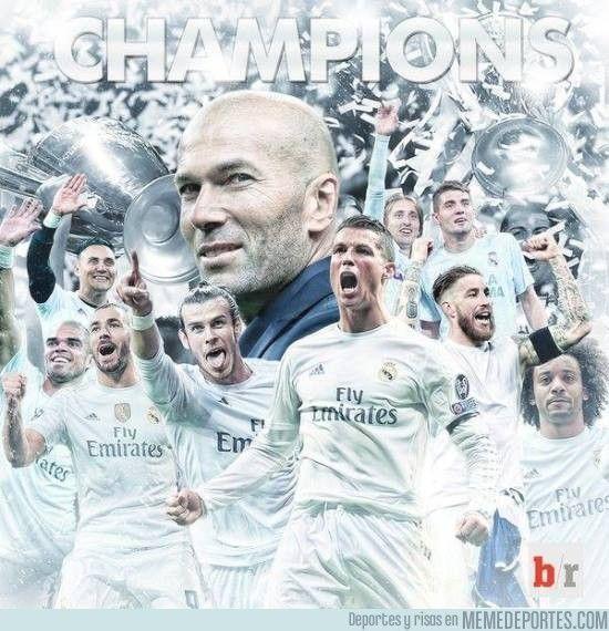 863406 - Muchas felicidades al REAL MADRID y su UNDÉCIMA CHAMPIONS                                                                                                                                                     Más