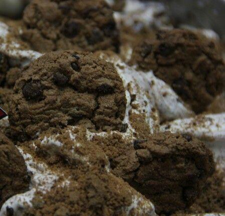 Cookies Ice Cream #Cookies #IceCream #AmericanCookies