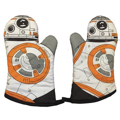 Star Wars The Force Awakens BB-8 Fabric Oven Glove 2-Pack