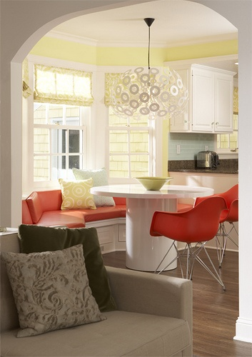 164 Best Dining Booths Images On Pinterest Dining Rooms