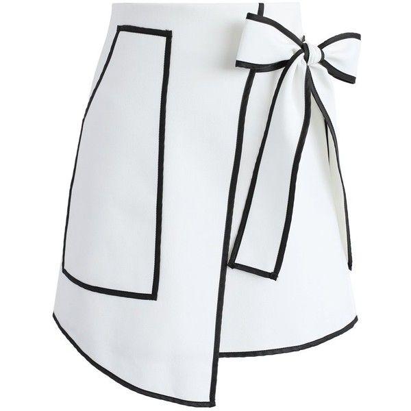 The 25 Best Bow Skirt Ideas On Pinterest Yellow Skirts