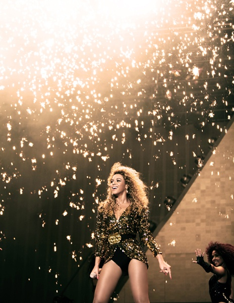 Beyoncé at Glastonbury
