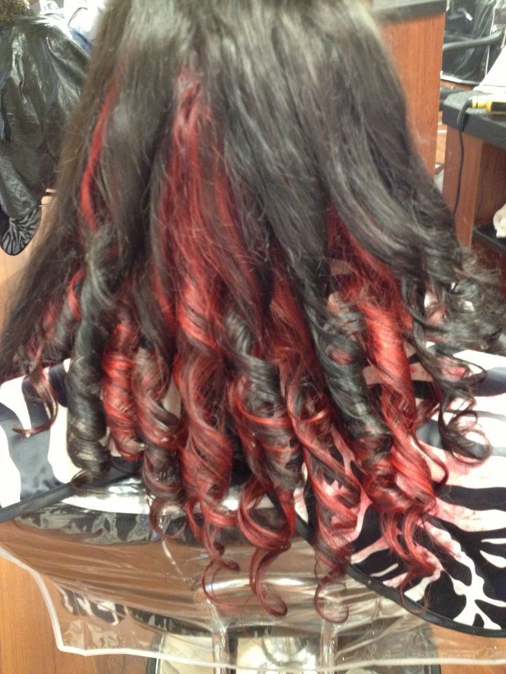 17 best ideas about red hair underneath on pinterest