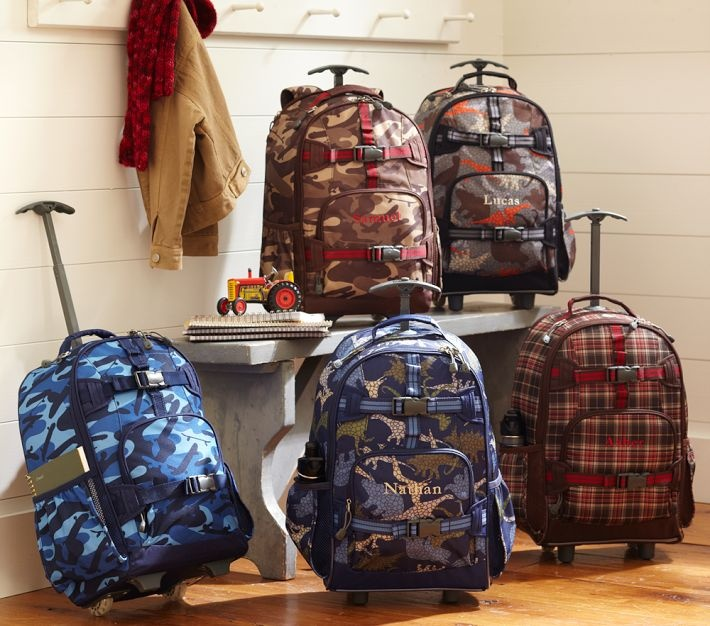 11 best back to school images on Pinterest | Backpack with wheels ...