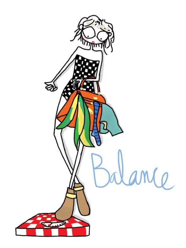 Caractère du Balance : portrait astrologique du Balance - Elle
