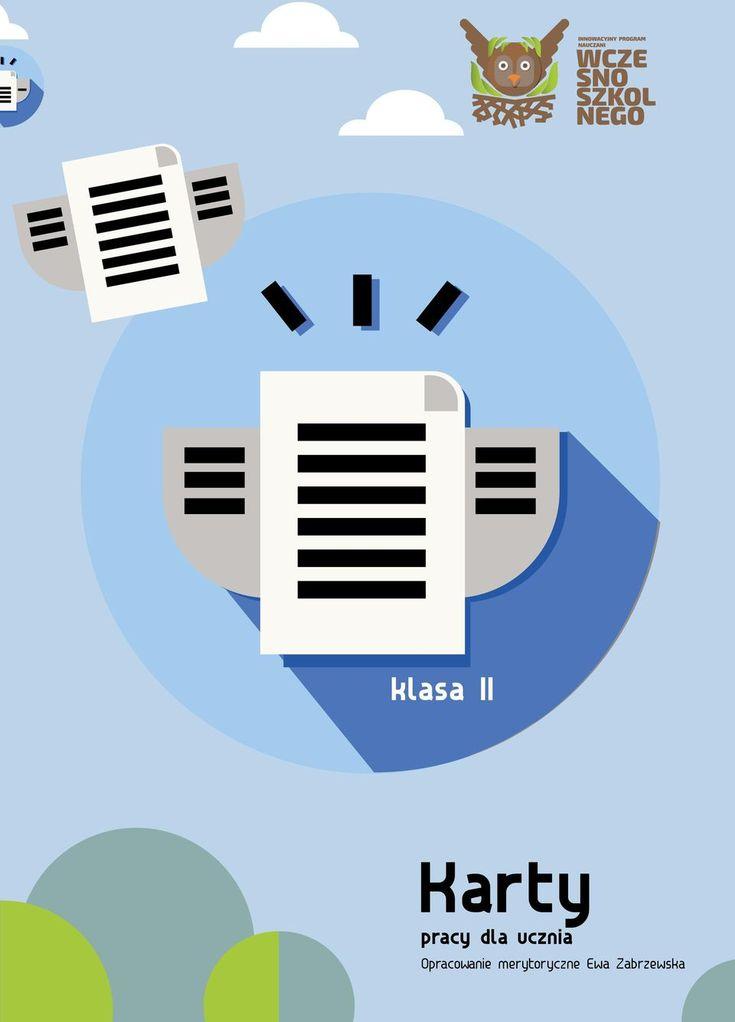 klasa II Karty pracy dla ucznia - PDF