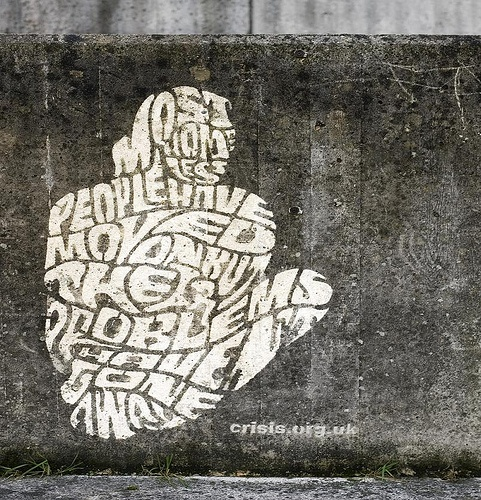 Crisis Reverse Graffiti 16 by ed.tait, via Flickr