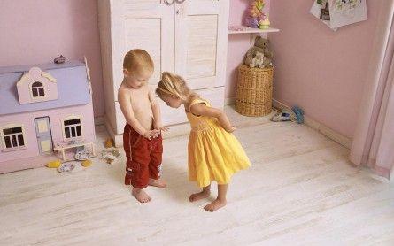 Sex play and preschoolers