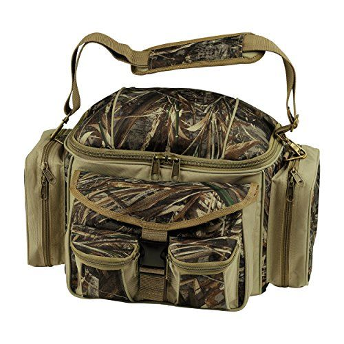 Fishing Tackle Bag - RealTree MAX-5 >>> You can get additional details at the image link.