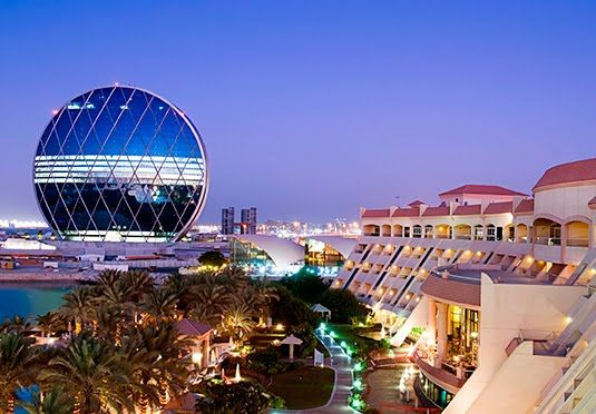 Five-star hotel and tickets to the 2013 Formula One season in Abu Dhabi plus breakfast, flights and event transfers, with an optional extended stay