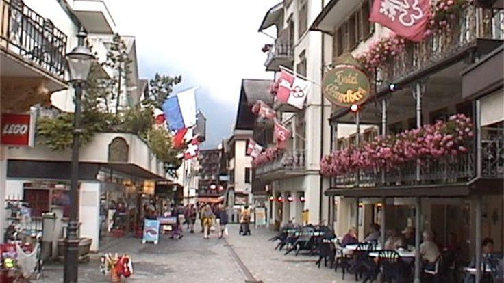 Engelberg: a Swiss Mountain Village near Lucerne, Switzerland ...