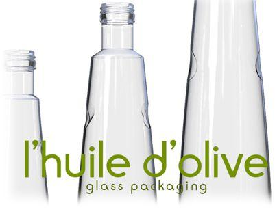 """Popatrz na ten projekt w @Behance: """"Glass Packaging (Huile d'Olive)"""" https://www.behance.net/gallery/11196187/Glass-Packaging-(Huile-dOlive)"""