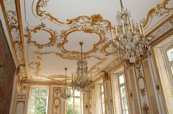 Interior: Hôtel de Goyon-Matignon, 57 Rue de Varenne. This exquisite Hôtel is now the official residence of the Prime Minister of France but in the late eighteenth century it was the Paris home of Honoré III de Matignon, Prince de Monaco