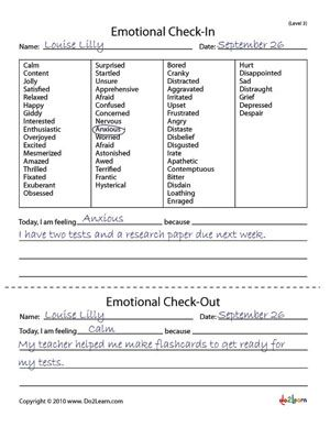 17 Best images about Therapy Worksheets on Pinterest   Anxiety ...
