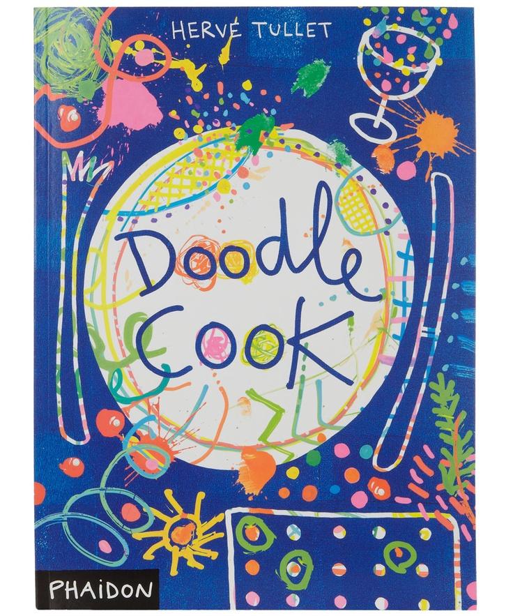 Doodle Cook - Herve Tullet book