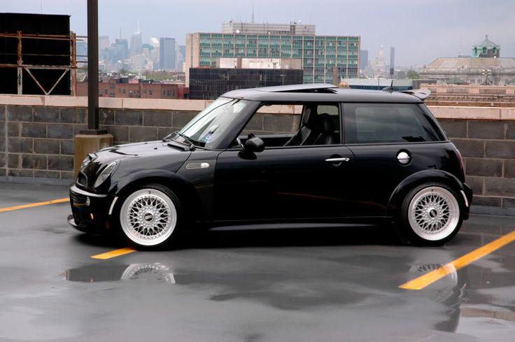 My 05 Cooper S