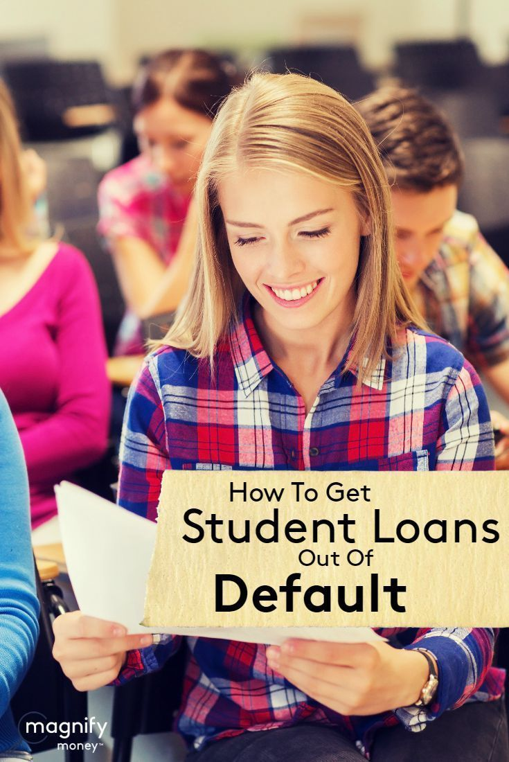 If you're wondering what happens when your student loans are in default, what that means for you, the difference between being delinquent or default on your loans, or how you can get out of default, read on for some advice. http://www.magnifymoney.com/blog/college-students-and-recent-grads/get-student-loans-out-of-default1179778561 student debt payoff, student loans