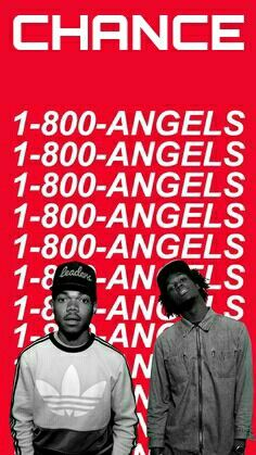 Lyric Quotes Chance  the rapper Quotes  1800 Angels Posters Chance the rapper