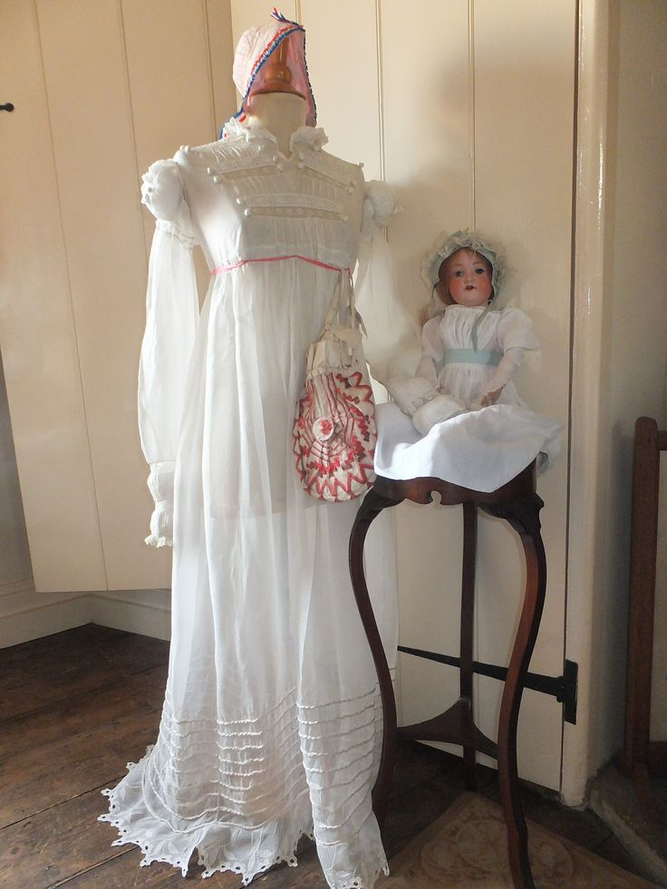 30 years of Regency fashion at Poppies Cottage.com