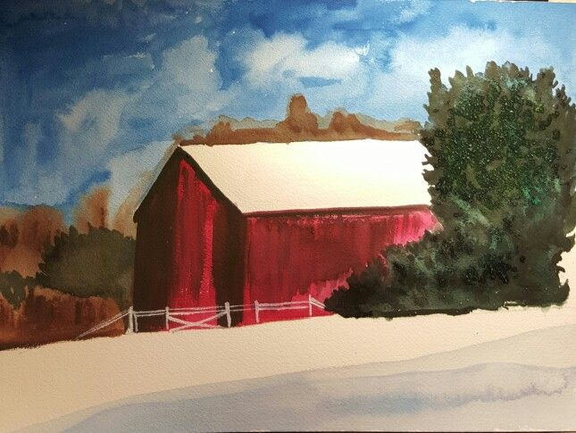 The Red Barn!
