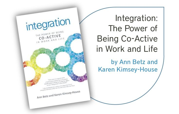 Join Ann Betz for a 1-hour live Twitter Chat about her new book Integration. Sept 1 @ 11 am ET