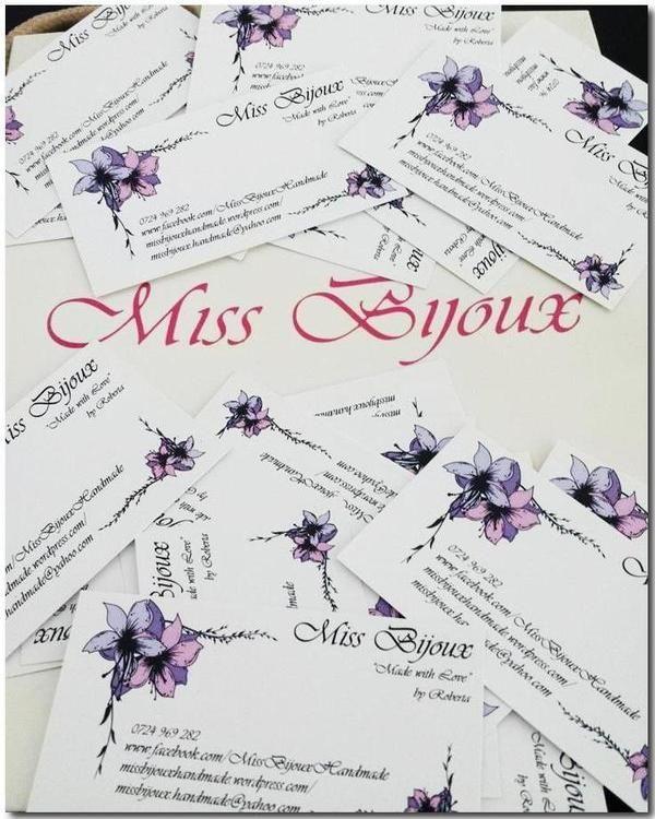 FLAYERE MISS BIJOUX