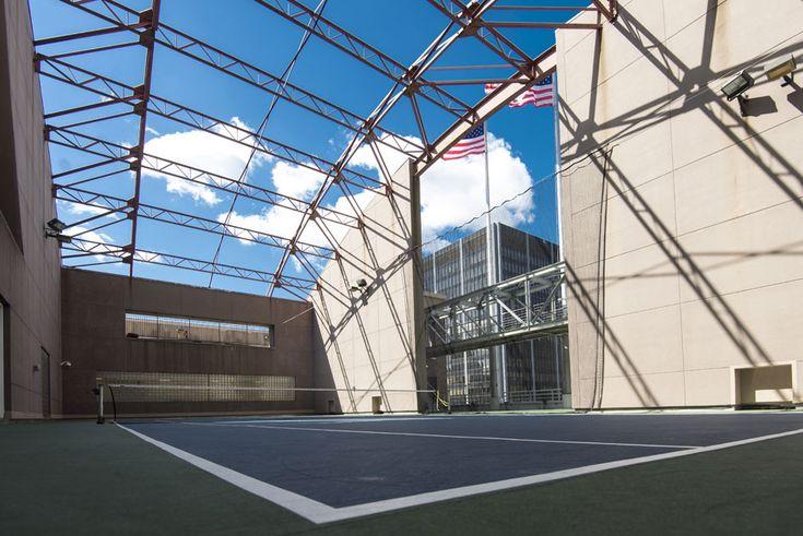 Tennis Court | John Jay College
