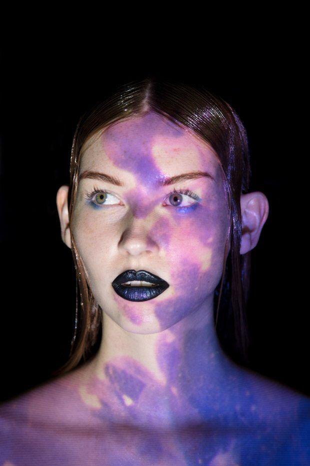 Beauty Scene  Makeup / Nails Tabby Casto Hair Vae Hair Photography Sophie Ellen