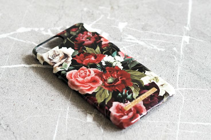 Antique Roses by lovely @anneliaaland- - Fashion case phone cases iphone inspiration iDeal of Sweden #roses #floral #flower #red #pink #fashion #inspo #iphone