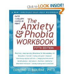 The Anxiety and Phobia Workbook $15.18
