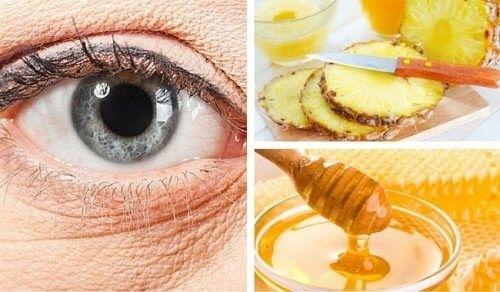Når du bruger helt naturlige produkter, kan det tage længere tid at opnå resultater, men denne naturlige ananasmaske sikrer at du nærer din hud.