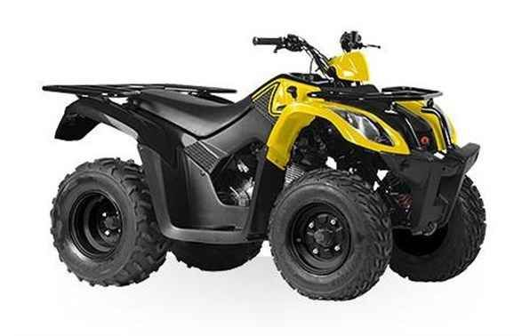 New 2016 Kymco MXU 150X ATVs For Sale in Maryland. 2016 Kymco MXU 150X, Despite being the smallest in the KYMCO MXU family of utility ATVs, the MXU 150X comes with power and features that make it a great value. Motivated by an air-cooled 149cc carbureted 4-stroke engine, this chain-drive 2x4 utility quad offers up an easy to use automatic CVT (F-N-R), dual A-arm front and rear swing arm suspension, preload adjustable shocks, and drum front and single disc rear brakes. Digital gauges keep you…