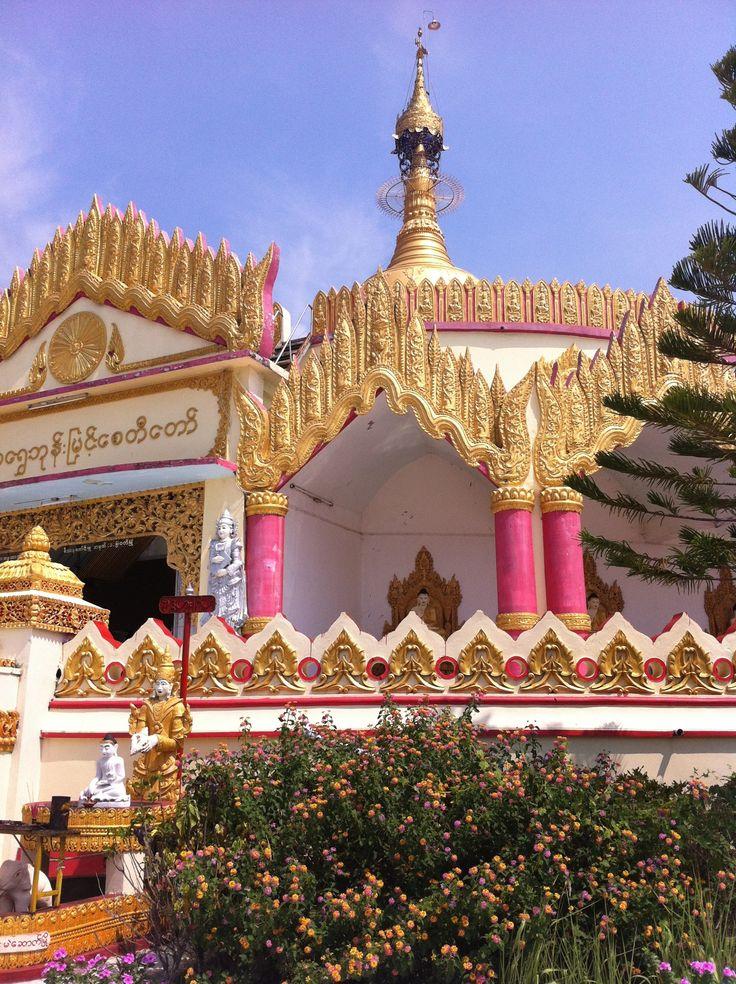 Myawaddy, Myanmar (Burma) in Myamar