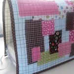 15 Sewing machine covers to make: {Free Patterns}